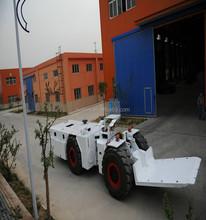 New design 4 wheels material handling equipment for coal mine