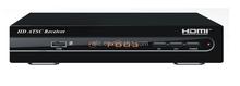 ATSC digital TV converter box for Mexico & north america