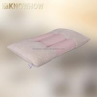 Pretty Light Pink Female Art Latex Foam Cervical Pillows