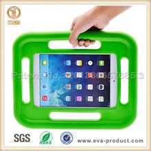 For Apple iPad Mini 1 and Mini 2 Handheld Soft Plastic Carrying Case