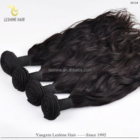 2015 Hot Selling Good Feedback Best Quality Unprocessed No Shedding No Tangle Can Be Dyed ultra-premium brazilian wavy hair