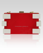 Deft designed and high quality acrylic latest women's bag