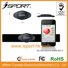 top-selling 2013 sports bluetooth heart rate chest belt