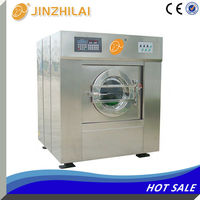 10-100kg laundry vertical washing machine/stainless steel laundry equipment /automatic laundry equipment