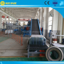 2015 Wuxi Good price Used Tyre Recycling Equipment for making rubber powder