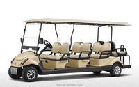 48V Battery New mini 8 Seater Electric Golf Cart Sightseeing Vehicle