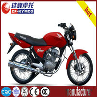 Top seller 150cc air cooled gas sports moped motorcycle ZF150-13