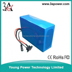 factory costomized 36v 120ah lifepo4 battery packs for e-scooter with bms and charger