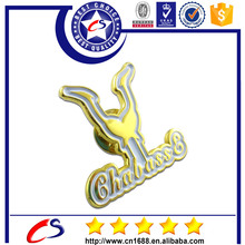 Cheap metal car badges with custom car emblem badge logo