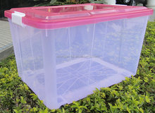 plastic garden storage containers 50L (S3501)