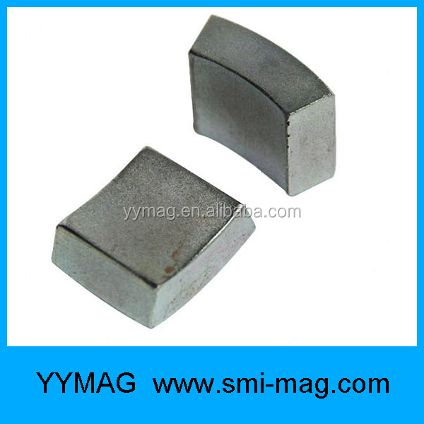Neodymium rare earth arc motor magnets for permanent for Rare earth magnet motor