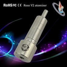 1:1 clone rda mechanical atomizer stainless steel rose v2