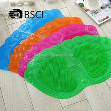 plastic foot bath mat