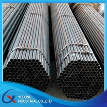 greenhouse steel metal tube/ small diameter welded steel pipe/Q235 erw tube