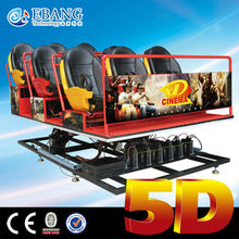Standard wooden package portable theater seating
