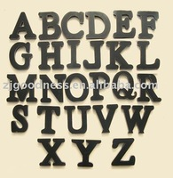 """6""""H Handicraft Wooden Letter for Home Decorations"""