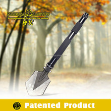 Aluminum Outdoor Shovel DJSV-C1 Shovel Emergency Cutter Knife