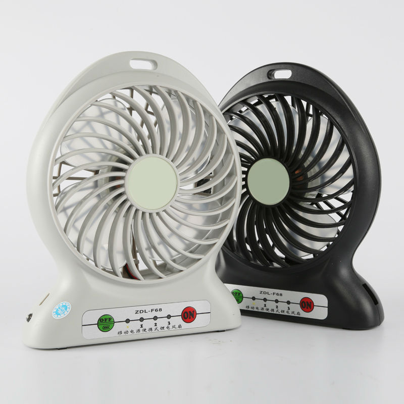 02 Cool 5 Battery Fan : Wholesale portable mobile power lithium battery cooling