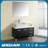 Amercia floor mounted design oak bathroom vanity