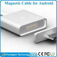 High speed Smart Magnetic USB Cable magnetic charger adapter usb cable for sony z2 z1