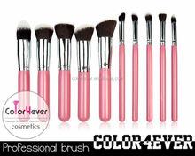 Beauty Needs 10pcs kabuki sable makeup brushes for sale