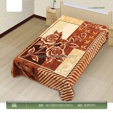 Stylish alibaba china popular customer woven blanket