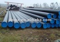 Super quality jialong brand hot-rolled seamless API 5L line pipe