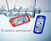 Waterproof Shockproof Dirtproof Clear Case For iPhone 6 Plus