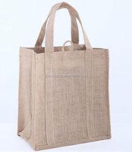 2015 cheap coffee beans coffee beans jute bag/ coffee beans jute bag with short handles/ 2012 coffee beans jute bag for wine
