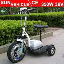 three wheel electric mobility scooter for the disable ,elderly,aged