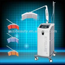 Rejuvenecimiento de la piel !! G881A máquina facial agua oxígeno líquido