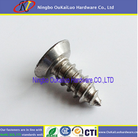 Customizing design Countersunk head/wafer headelf drilling , 304tainless , China manufacture self tapping screws for free sam