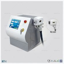 808 nm diode laser equipment with two operation modes