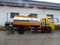 5000L Asphalt Distributor truck for sale
