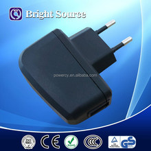 Portable ROHS Black PC case 11 pin to micro usb 5 pin adapter