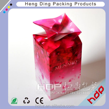 Customized printing small plastic box for gift packaging