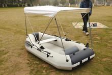 pvc malzeme balık yemi teknesi çin ucuz şişme bot