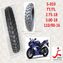 excellent quality motorcycle chopper tyre/tire 110/90-16 3.00-18 2.75-18