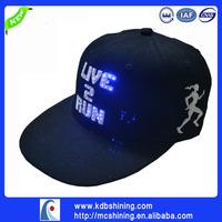 manufacture led popular snapback hat to India