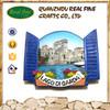 2015 Hot Selling 3D Magnet Wholesale Resin Souvenir Magnetic Sticker