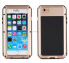 hot sale high quality shocproof and waterproof aluminum case for iphone 6
