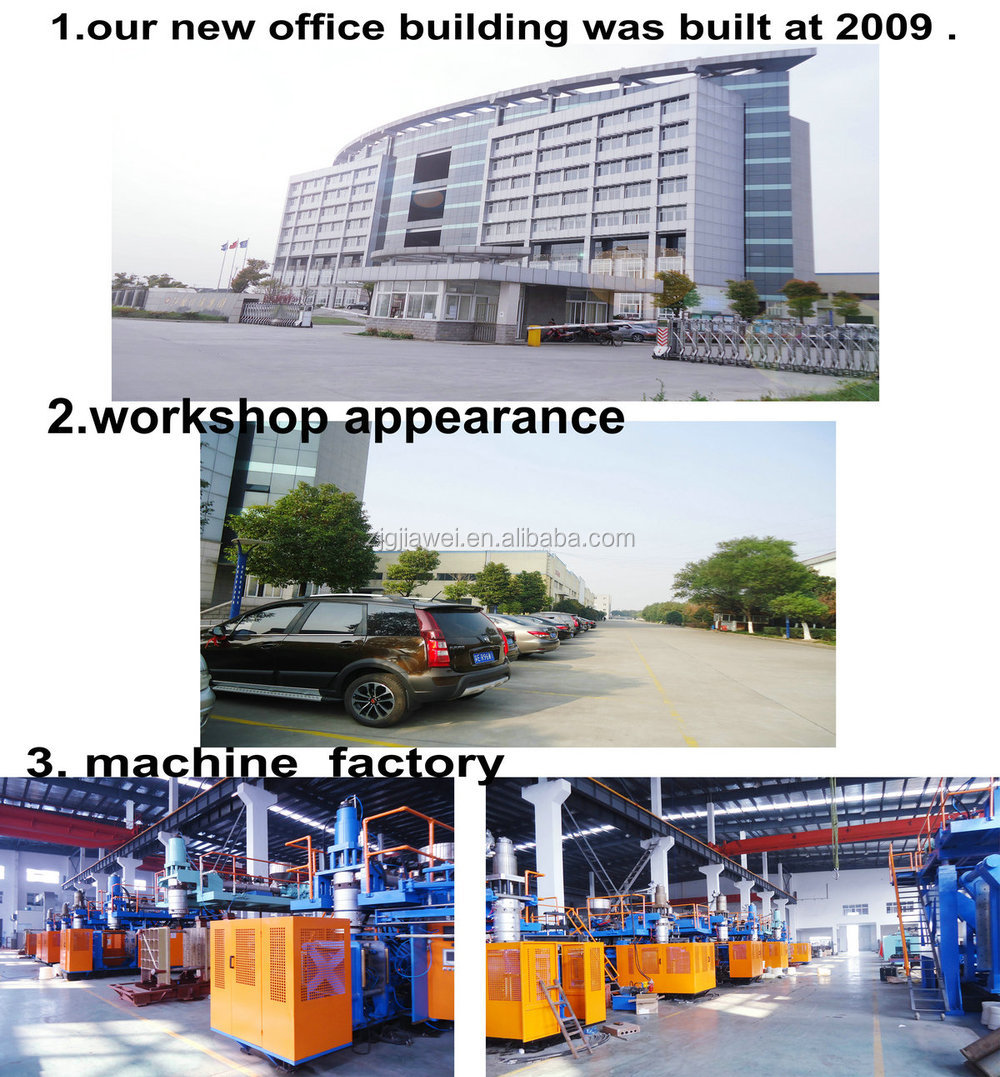 automatic HDPE OR PP blow molding machine/Fully Automatic Plastic Bottle Making Machine Price