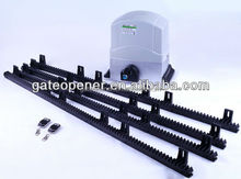CE EMC sliding gate opener