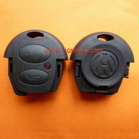 VW Golf 2 button remote key Case