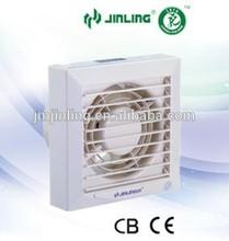 Portátil ventilador de ventilación del baño ventanas montaje