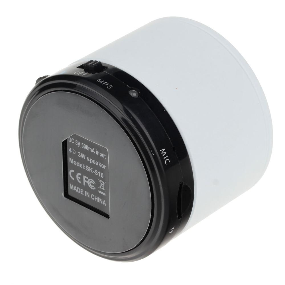 s10 bluetooth haut parleur portable sans fil subwoofer. Black Bedroom Furniture Sets. Home Design Ideas