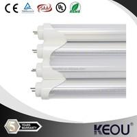 high power and good quality led tube 60cm t8 9w/epistar/samsung/9watt/12v/230v/2835/9 watt VDE TUV CE approval 5 years warranty