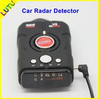 2015 Best Quality V8 LED Anti Radar Vehicle Speed Control Flow motion detection Radar Detector
