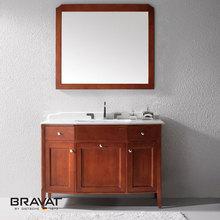 Europeen design high quality furniture for bathroom V32205Y-W