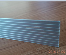 i cross anodized aluminum cross bar light reflector